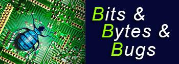 Bits & Bytes & Bugs Logo
